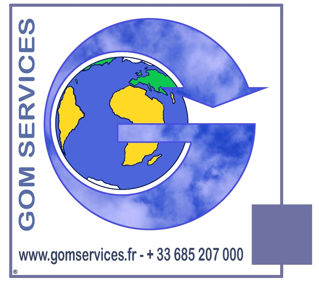 Logo GOM Services